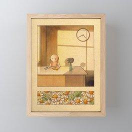 Moment Framed Mini Art Print