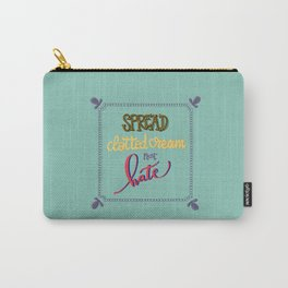 Spread clotted cream not hate Carry-All Pouch