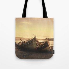 Wreckage Tote Bag