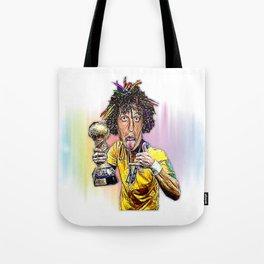David Luiz Tote Bag