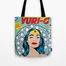 Yuri-G, Pj Harvey Tote Bag