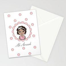 Al Anood Stationery Cards