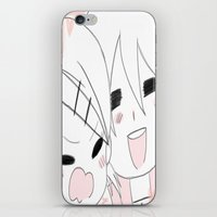 vocaloid iPhone & iPod Skins featuring Love and Hate by DoubleKuro