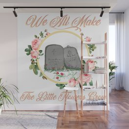Just Buried Wall Mural