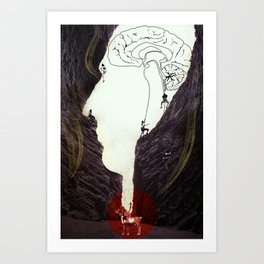 Nakund Art Print