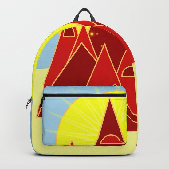 The oasis Backpack