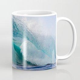 Flaring Blues Coffee Mug
