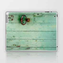 The Green Door Laptop & iPad Skin