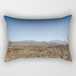Mirador de Los Andes Rectangular Pillow