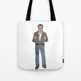 The Fonz Tote Bag