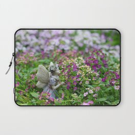 Flower Fairy Laptop Sleeve