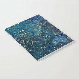 Star Map :: City Lights Notebook