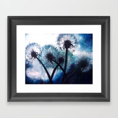 Wishes Framed Art Print