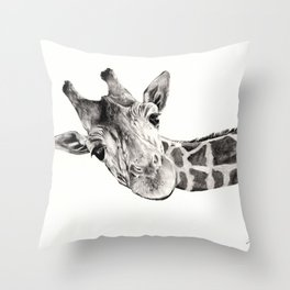 Hi There:) Throw Pillow