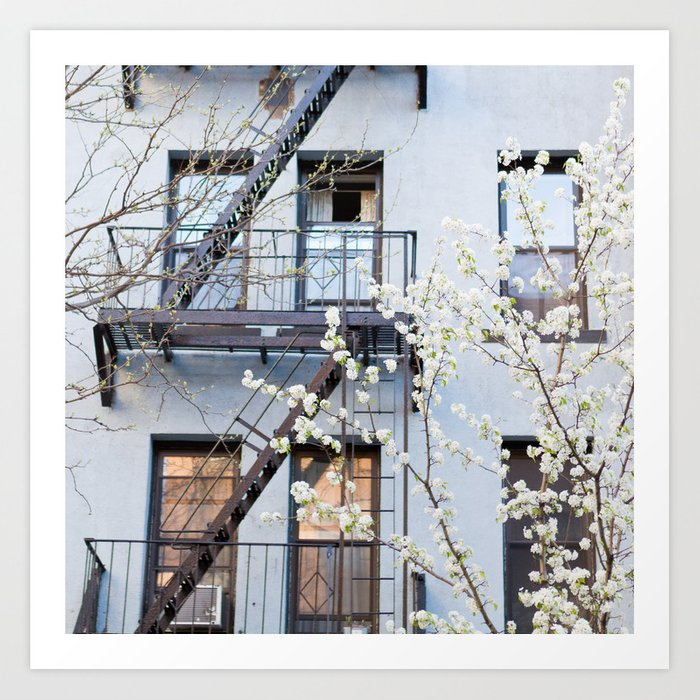 Brooklyn Spring Kunstdrucke