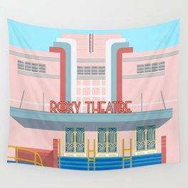 Roxy Cinema Nowra NSW 2019 Wall Tapestry