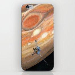 Interplanetary Pioneer iPhone Skin
