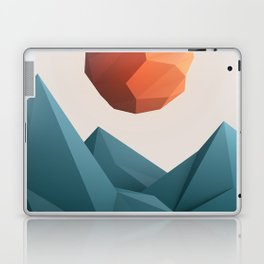 Low Poly Mountain Laptop & iPad Skin