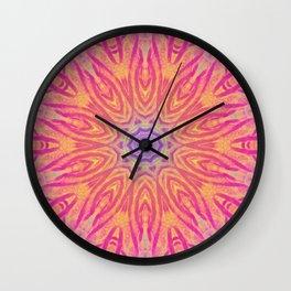 Razzle-Dazzle Wall Clock