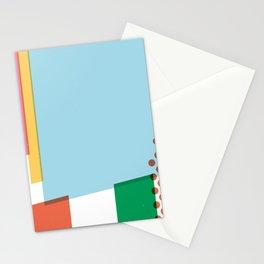 SECRET CYCLING FLAG - PANTANI Stationery Cards