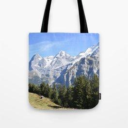 Mountain View 2 Tote Bag