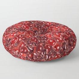 Sweet Cherries Floor Pillow