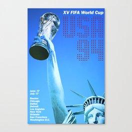 World Cup: USA 1994 Canvas Print