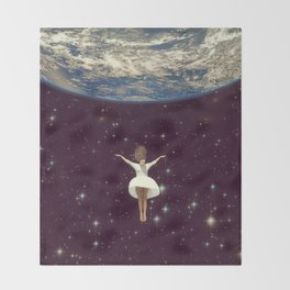 Let It All Go Throw Blanket