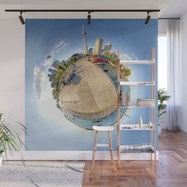 Planet Toronto Wall Mural
