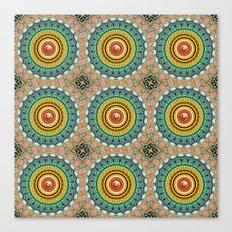 Panoply Pattern Canvas Print
