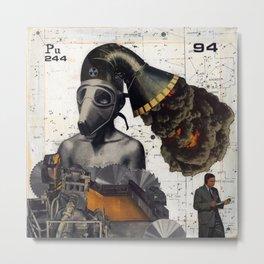 Plutonium Metal Print