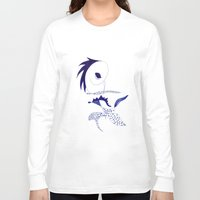 punk Long Sleeve T-shirts featuring punk by Marie Elke Gebhardt