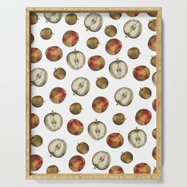 Apples Serving Tray