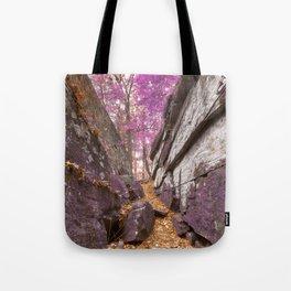 Gettysburg Grotto - Lavender Fantasy Tote Bag