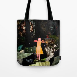 The Veil Tote Bag