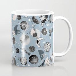 Space pattern. Coffee Mug