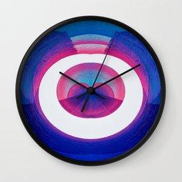 Dagli Darker Color Wall Clock