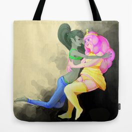 queen and princess Tote Bag