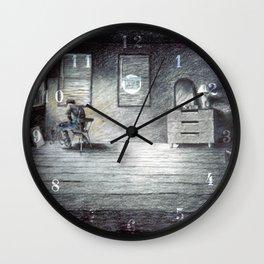 The Musician Wall Clock