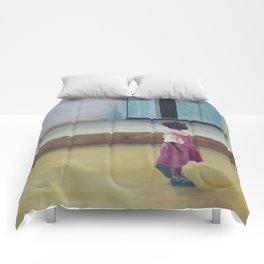 African Girl Comforters