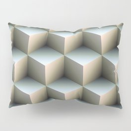 Ambient Cubes Pillow Sham