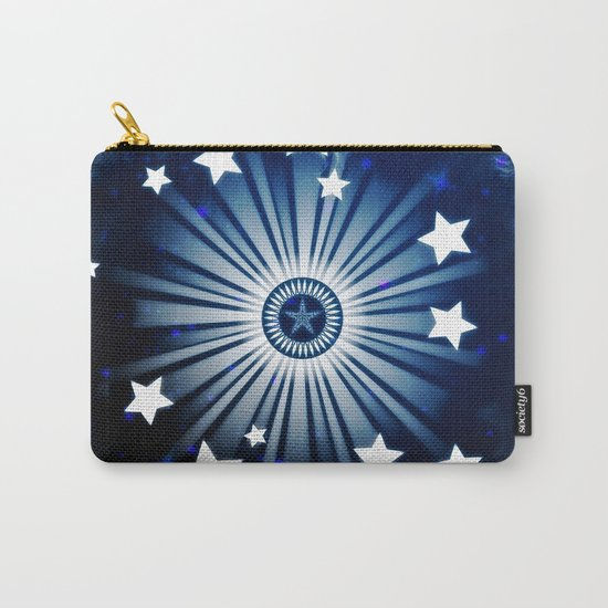Evening Starburst Carry-All Pouch