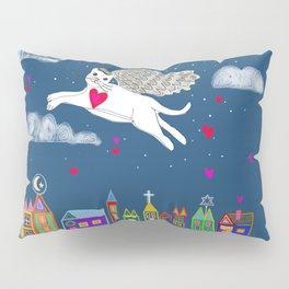 Kitty Angel Pillow Sham