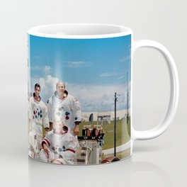 Apollo 17 - Prime Crew Portrait Coffee Mug