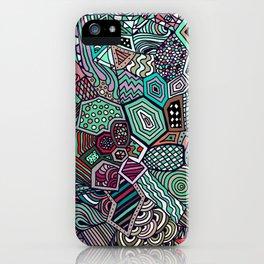 Jolly Geometric iPhone Case