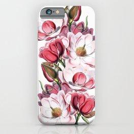 Magnolia 2 iPhone Case