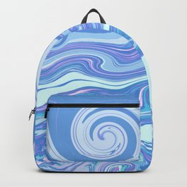 BLUE MIX Backpack
