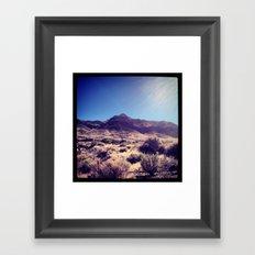 Indian Hill Framed Art Print