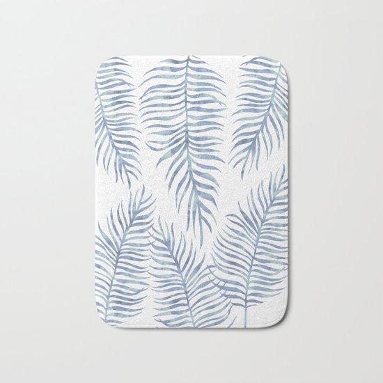 Fern Pattern Serenity Bath Mat