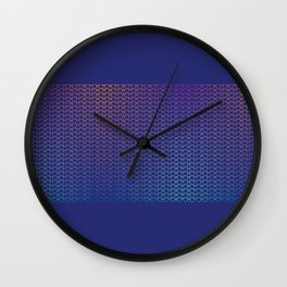 Three Dee Wall Clock